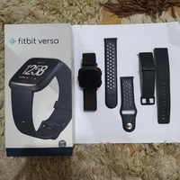 Used Fitbit versa smart watch in Dubai, UAE