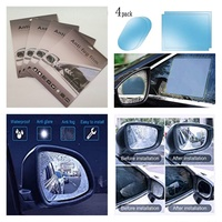 Used Nano Rearview Mirror Film 4 Packs in Dubai, UAE