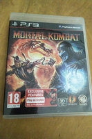 Used Mortal Kombat PS3 in Dubai, UAE