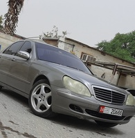 Used Mercedes Benz S-class ,s350 in Dubai, UAE