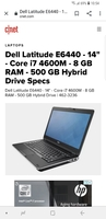 Used Dell Latitude E6440 in Dubai, UAE