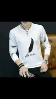 Used Trendy White Unisex Sweatshirt in Dubai, UAE