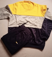 Used Men's 2pcs classy/sporty tracksuit in Dubai, UAE