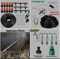 Used Misting coming system one set in Dubai, UAE