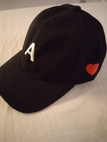 Used Trendy Unisex Black Cap in Dubai, UAE