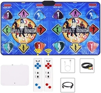 Used Wireless double user play dancing mat in Dubai, UAE