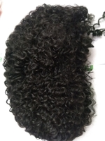 Used Attractive wavy curly hair - Black in Dubai, UAE