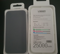 Used POWER BANK VEGER 25000mAh ORIGINAL in Dubai, UAE