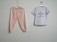 Used Little girl Adidas sportswear tracksuit in Dubai, UAE