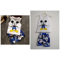 Used Spring baby Kids Suit Cartoon Mickey in Dubai, UAE