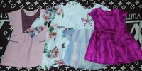 Used Girls bundle clothes3 in Dubai, UAE