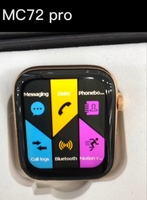 Used MC72 Pro Smartwatch Available Quality A1 in Dubai, UAE