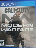 Used Call of Duty Modern Warfare PS4 in Dubai, UAE