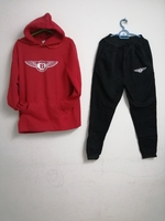 Used Bentley logo tracksuit Hoodie trouser in Dubai, UAE