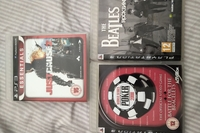 Used 3 games for playstation 3 in Dubai, UAE