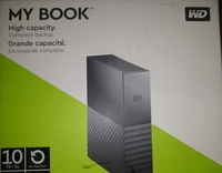 Used wd my book 10tb in Dubai, UAE