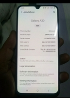 Used a30Samsung Galaxy in Dubai, UAE