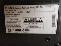 Used Sony TV excellent condition in Dubai, UAE