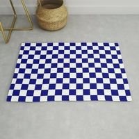 Used Checkered Rugs in Dubai, UAE