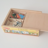 Used Melissa&doug wooden puzzles in Dubai, UAE