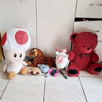 Used Bundle of soft toys 20 aed in Dubai, UAE