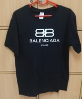 Used Balenciaga t shirt for him in black ! in Dubai, UAE