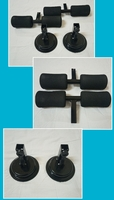 Used Portable sit - up aid 2 pcs - Black in Dubai, UAE