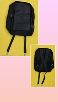 Used Black Anti Theft backpack in Dubai, UAE