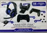 Used Ps4 12pcs games accessories in Dubai, UAE