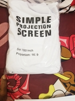 Used Blackout cloth for projector in Dubai, UAE
