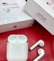 Used WHITE 2ND GENERATION APPLE AIRPODS in Dubai, UAE