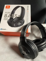 Used JBL PURE BASS HEADPHONE WIRELESS!! MORNI in Dubai, UAE