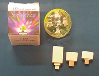 Used USB magic ball light, 1pc in Dubai, UAE