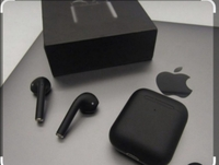 Used BLACK AIRPOD2 APPLE BEST QUALITY U LIKE in Dubai, UAE