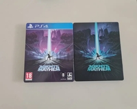 Used Agents of Mayhem Steelbook Edition - PS4 in Dubai, UAE