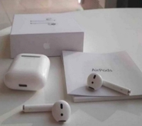 Used APPLE AIRPOD 2 WIRELESS ONLY PODS in Dubai, UAE