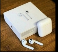 Used 🍎 APPLE AIRPOD 2 WIRELESS ONLY BUY 😊😊 in Dubai, UAE