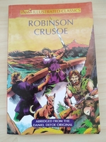 Used Robinson crusoe storybook in Dubai, UAE