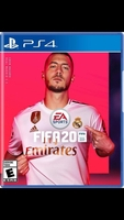 Used Ps4/pes 18/ fifa 20 brand new game in Dubai, UAE