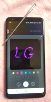 Used Mobile LG note  styles 5 android 9 clean in Dubai, UAE
