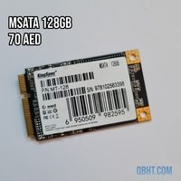Used mSata 128gb 6Gbps New without box in Dubai, UAE