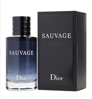 Used Sauvage perfume 100ml in Dubai, UAE
