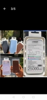 Used VEGER ORIGINAL POWERBANK WIRED 25000MAH in Dubai, UAE