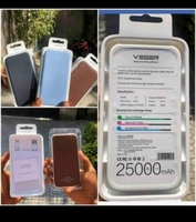 Used VEGER PACKED ORIGINAL POWERBANK 25K✅💯 in Dubai, UAE