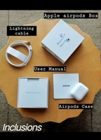Used APPLE AIRPODS GEN2+FREE COVER NEW☑️🌺 in Dubai, UAE