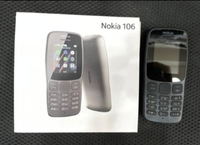 Used NOKIA'S 106 DUAL AIM GREAT MODEL in Dubai, UAE
