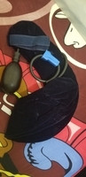 Used Inflatable neck traction device blue in Dubai, UAE