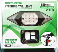Used Rechargeable Turn Signal Tail Light R/C in Dubai, UAE