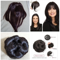 Used Buy hair front wig and get donut free in Dubai, UAE