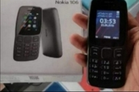 Used NOKIA 106_  MODEL GET NOW BY MELTO in Dubai, UAE